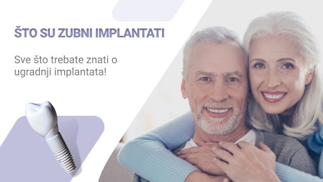 Ugradnja implantata. poliklinika imed