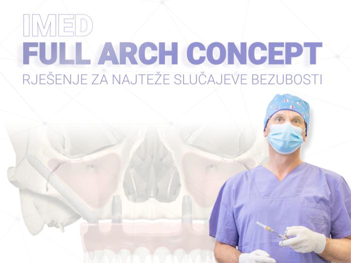 imed full arch implantati